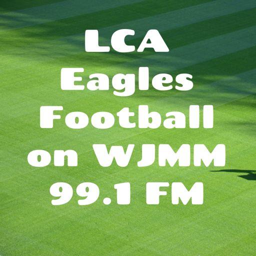 Cover art for podcast LCA Eagles Football on WJMM 99.1 FM
