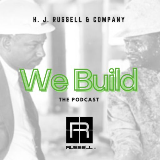 Cover art for podcast We Build: The Podcast