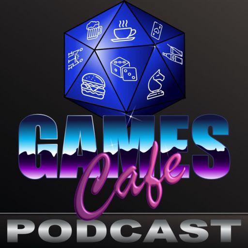 Cover art for podcast Games Café