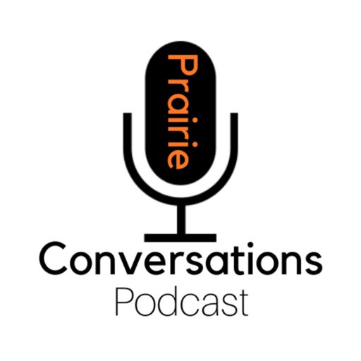 Cover art for podcast Prairie Conversations