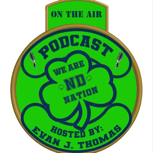 Cover art for podcast We Are ND Nation Podcast