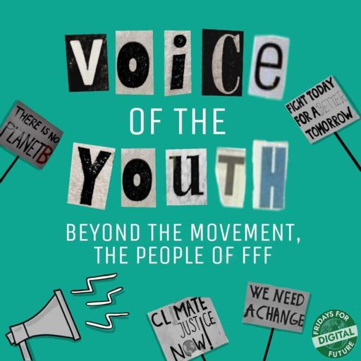Cover art for podcast VOICE OF THE YOUTH