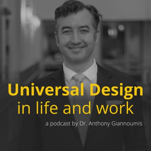 Cover art for podcast Universal Design In Life And Work