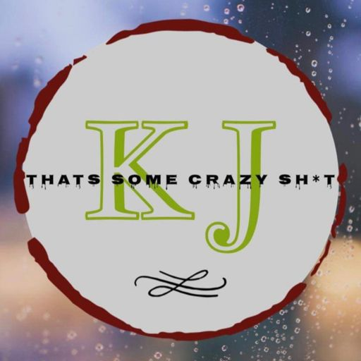 Cover art for podcast That's Some Crazy Sh*t with Kelly & James