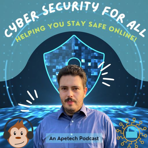 Cover art for podcast Cyber Security For All