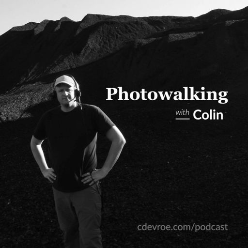 Cover art for podcast Photowalking With Colin