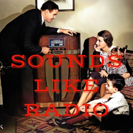 Cover art for podcast SOUNDS LIKE RADIO