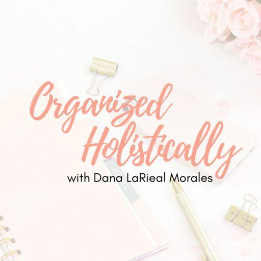 Cover art for podcast Organized Holistically