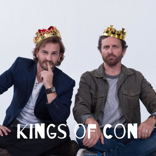 Cover art for podcast Kings of Con: The Podcast