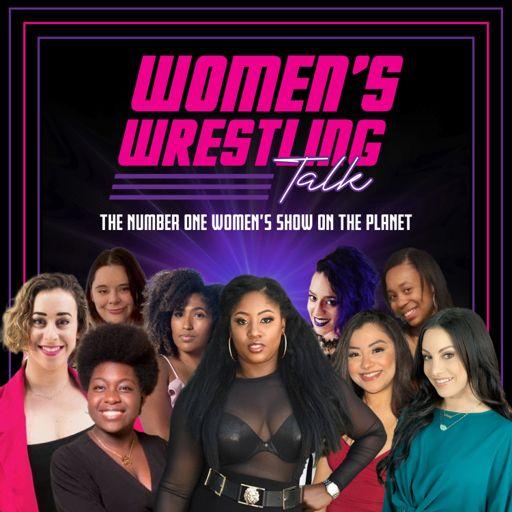 Cover art for podcast Women's Wrestling Talk