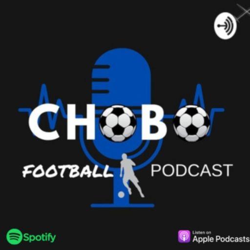 Cover art for podcast Chobo Football Podcast