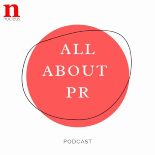 Cover art for podcast All About PR