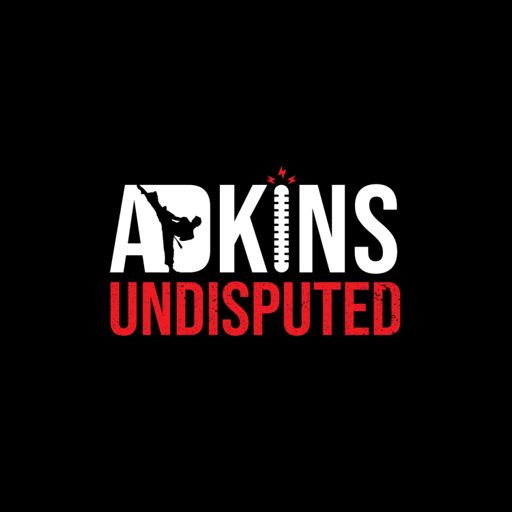 Cover art for podcast Adkins Undisputed: The Most Complete Scott Adkins Podcast in the World