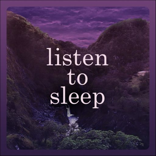 Cover art for podcast Listen To Sleep - Quiet Bedtime Stories