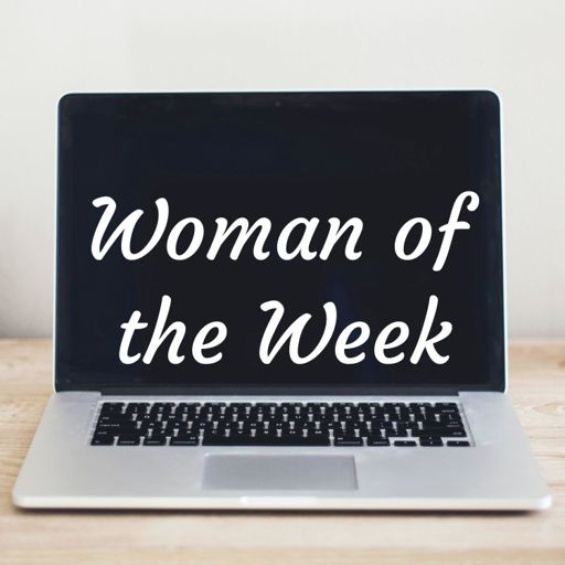 Cover art for podcast Woman of the Week Podcast