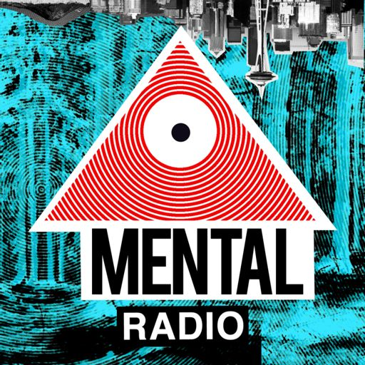 Cover art for podcast Mental Radio