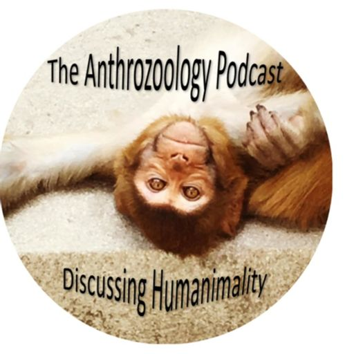 Cover art for podcast The Anthrozoology Podcast