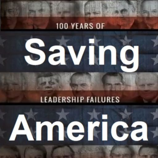 Cover art for podcast Saving America