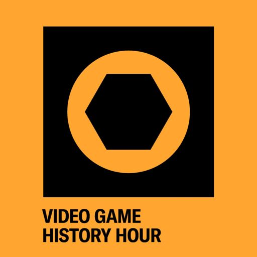 Cover art for podcast Video Game History Hour