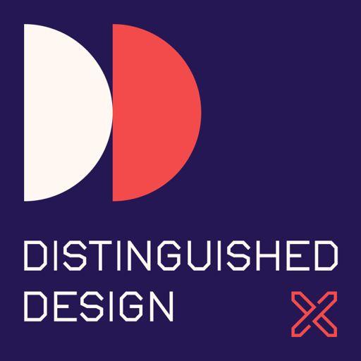 Cover art for podcast Distinguished Design