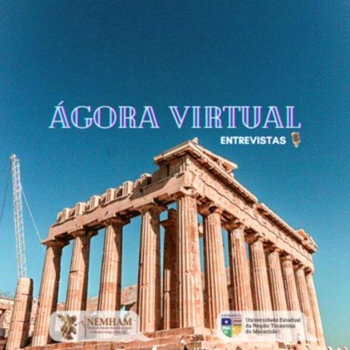 Cover art for podcast Ágora virtual