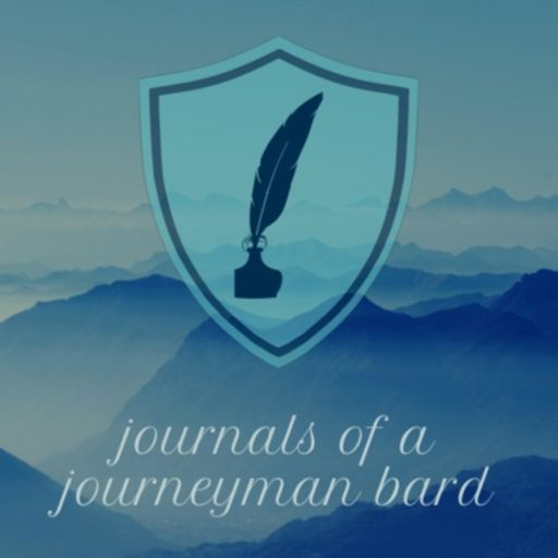 Cover art for podcast Journals of a Journeyman Bard
