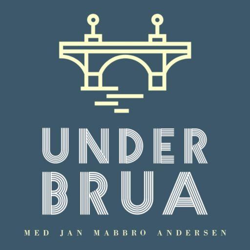 Cover art for podcast Under Brua Med Jan Mabbro Andersen