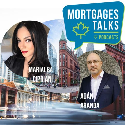 Cover art for podcast Mortgages Talks