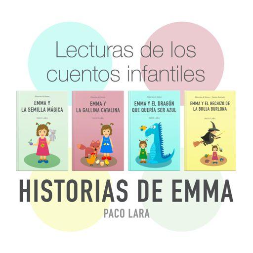 Cover art for podcast Historias de Emma