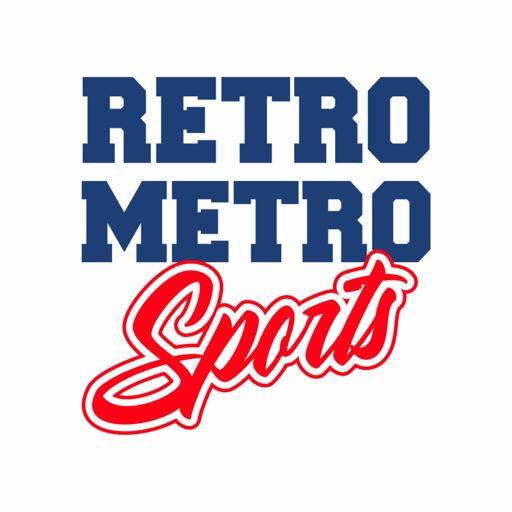 Cover art for podcast Retro Metro Sports