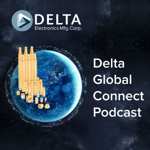 Cover art for podcast Delta Global Connect Podcast