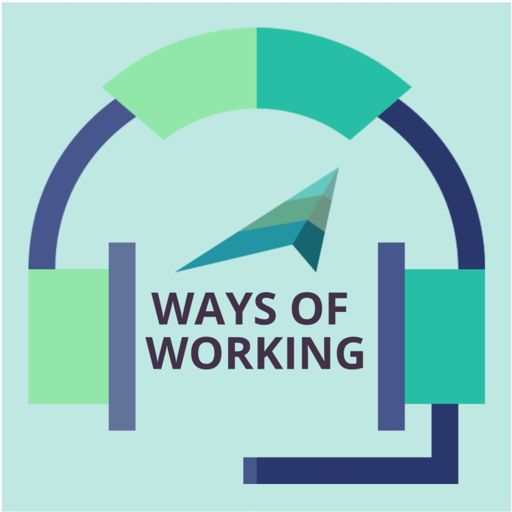 Cover art for podcast WAYS of WORKING