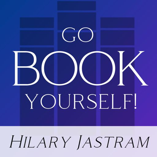 Cover art for podcast Go Book Yourself! - Master Writing, Marketing, and Publishing One Byte At A Time.