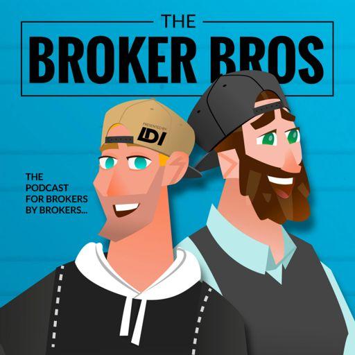Cover art for podcast The Broker Bros