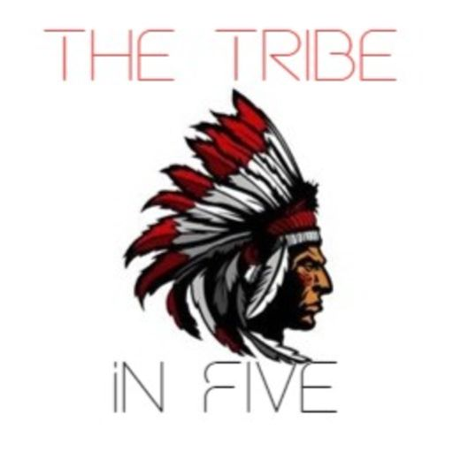 Cover art for podcast Tribe in Five