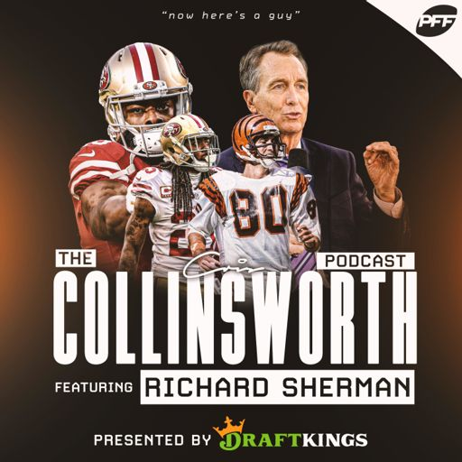 Cover art for podcast The Cris Collinsworth Podcast featuring Richard Sherman
