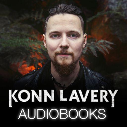 Cover art for podcast Konn Lavery Audiobooks