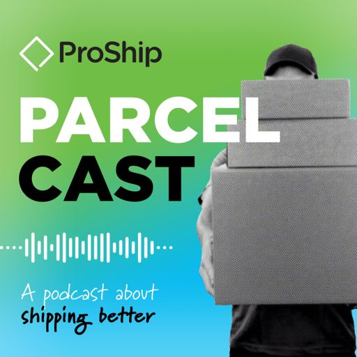 Cover art for podcast ProShip ParcelCast