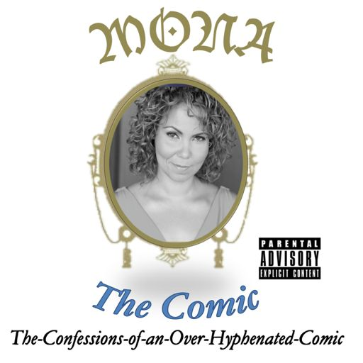 Cover art for podcast Confessions of An Over-Hyphenated-Comedian