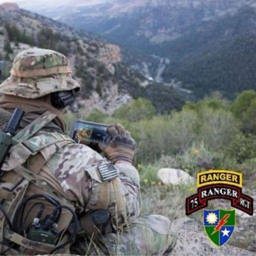Cover art for podcast 75th Ranger Regiment IT Innovators Podcast