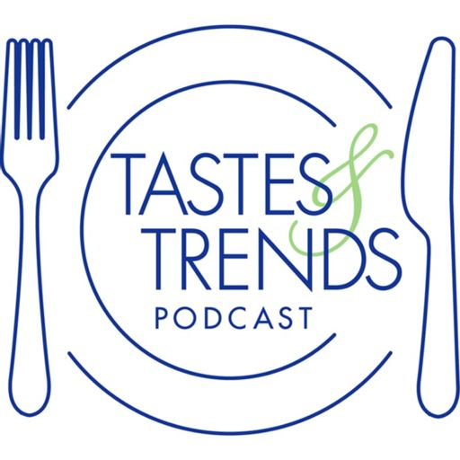 Cover art for podcast Tastes and Trends