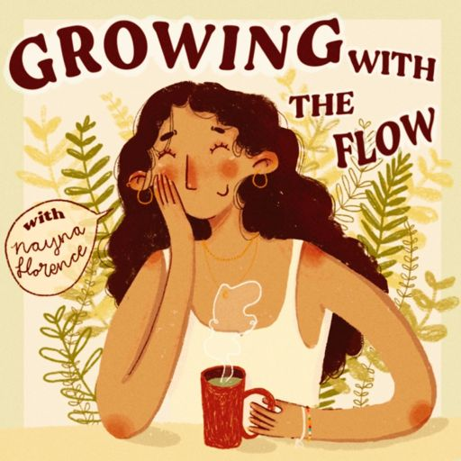Cover art for podcast Growing With The Flow