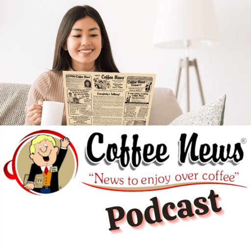 Cover art for podcast Coffee News Podcast