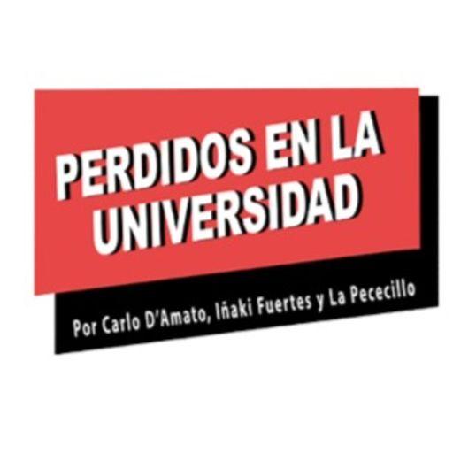 Cover art for podcast Perdidos en la Universidad