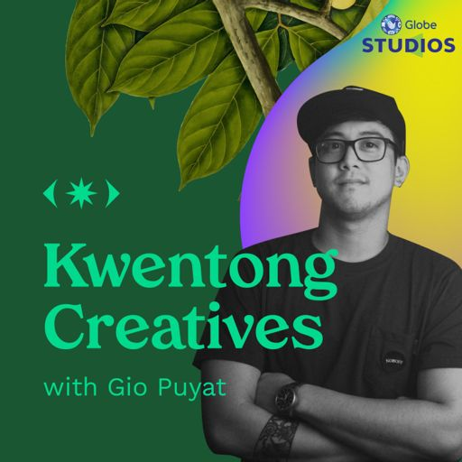 Cover art for podcast Kwentong Creatives
