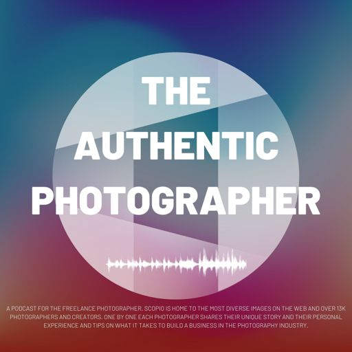 Cover art for podcast The Authentic Photographer