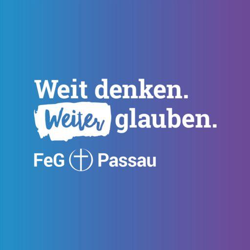 Cover art for podcast FeG Passau – Weit denken. Weiter glauben.