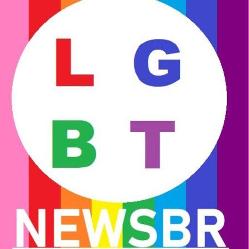 Cover art for podcast LGBT NEWS BRASIL