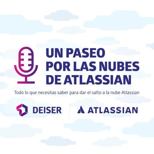 Cover art for podcast Un paseo por las nubes de Atlassian