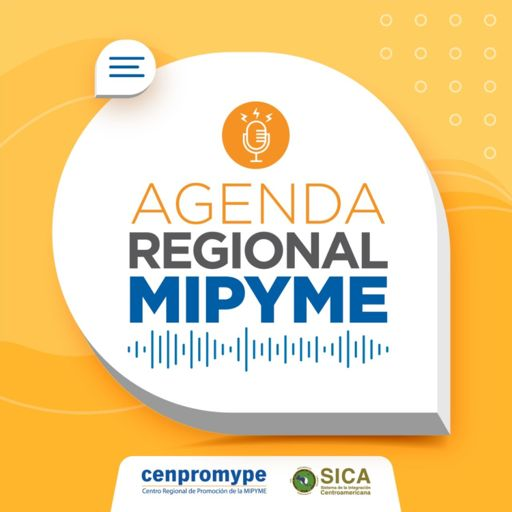 Cover art for podcast Agenda Regional MIPYME